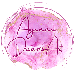 Aiyanna DReams Art logo artist